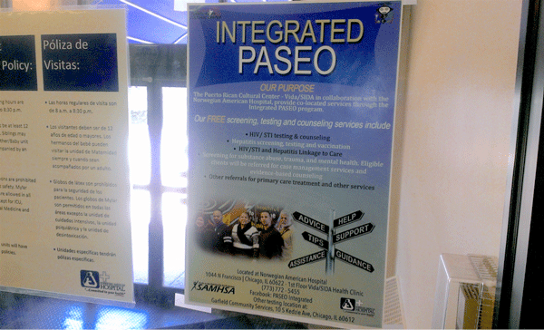 Integrated PASEO: Get with the Program