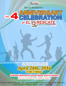 El Rescate! Tickets Available Now!