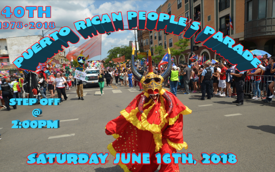 Puerto Rican People's Parade 2018: Join the Celebration!