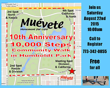 Muévete is celebrating its 10th!